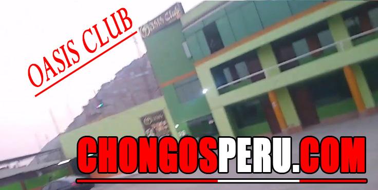 Chongo Oasis Club Al lado de las Condesas Chosica Carapongo lima peru