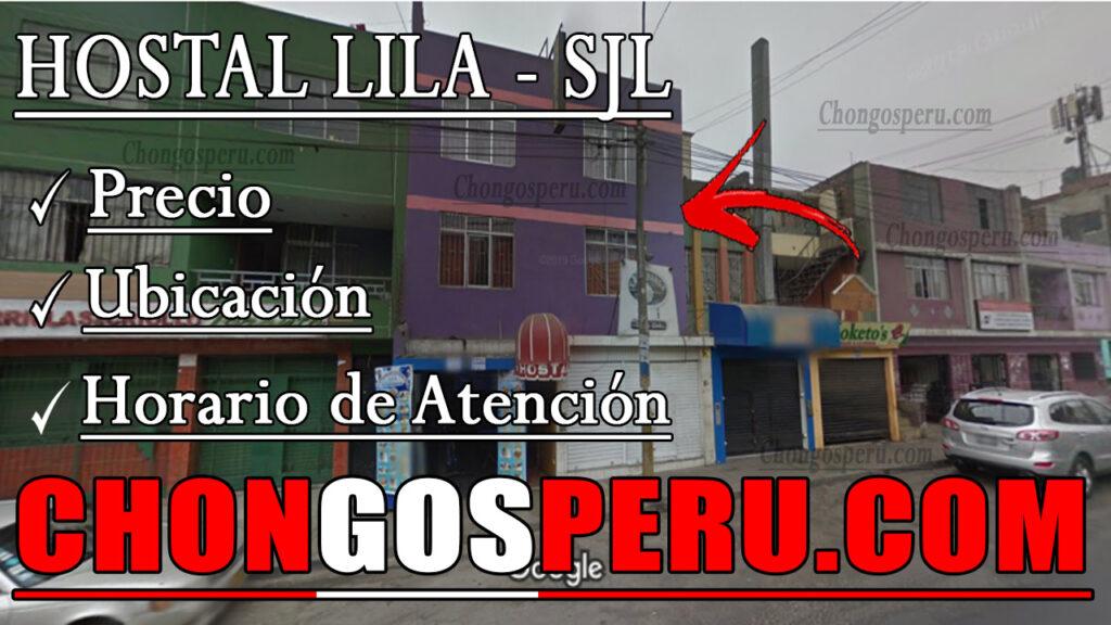 Chongo Hostal Lila San Juan de lurigancho kines